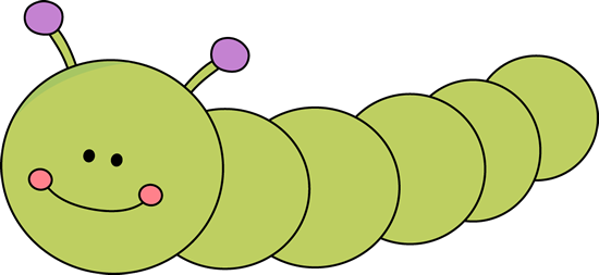 Caterpillar clipart #3