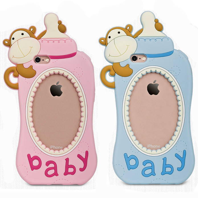 Caterpillar clipart baby bottle Monkey Case iPhone 6 Cover