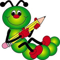 Caterpillar clipart elementary school Caterpillar Family  more Drawing