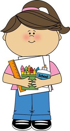 Caterpillar clipart elementary school  KIDS Girl Clipped more