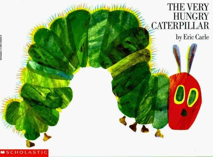 Caterpillar clipart flower Caterpillar' for hungry 'The