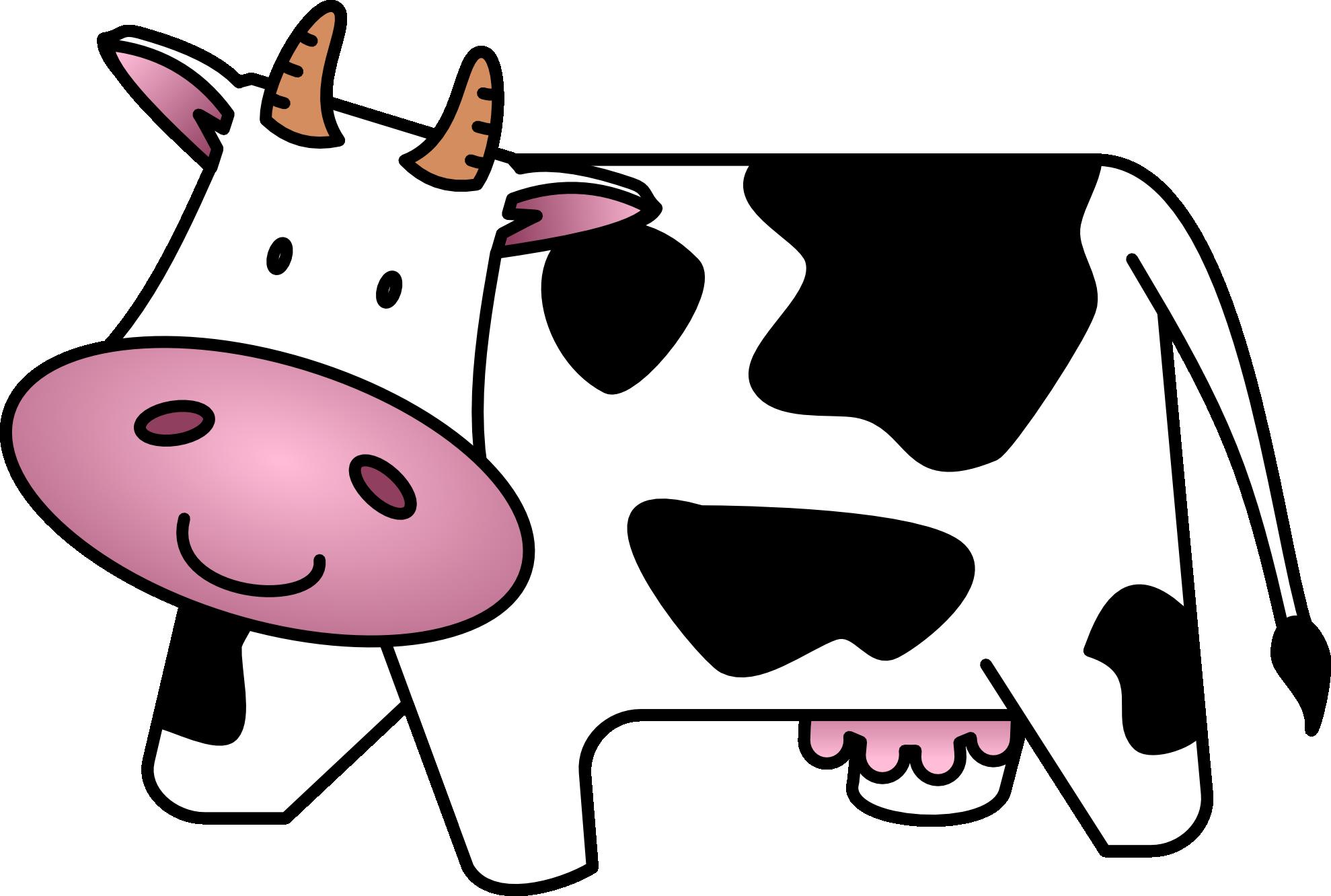 Cow clipart Cow Cartoon Cow Clipart Clipart
