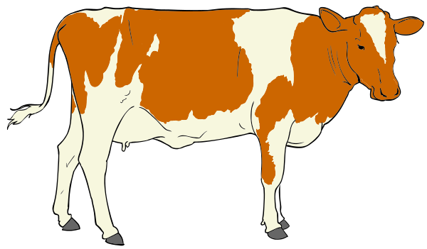 Cattle clipart To Use Art Cow Domain