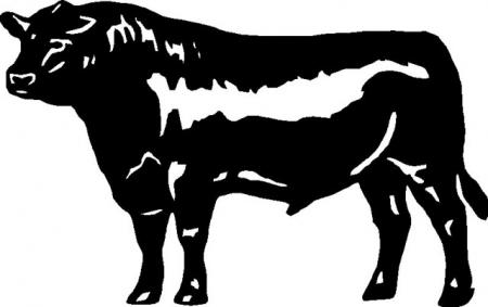 Cattle clipart angus cow Here Angus eBay Click Enlarge