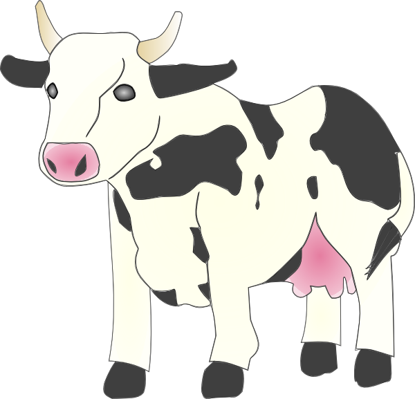 Other clipart cow Free Images Art Art Clipart