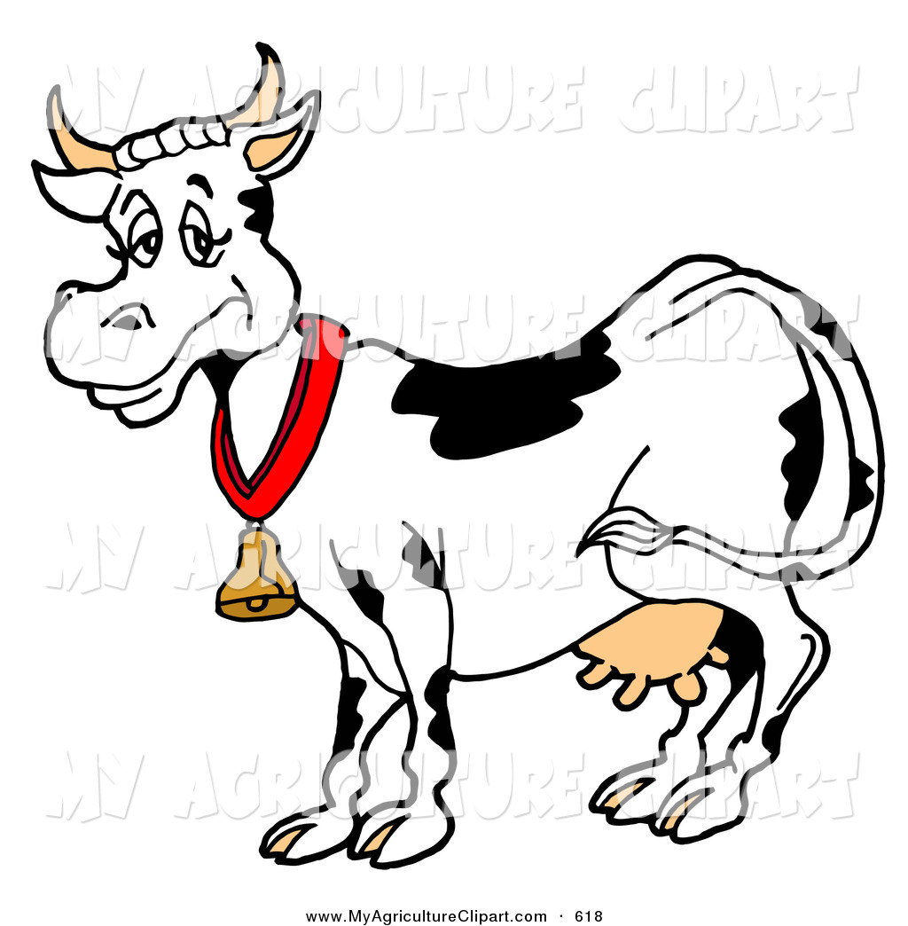 Cattle clipart indian farming #8