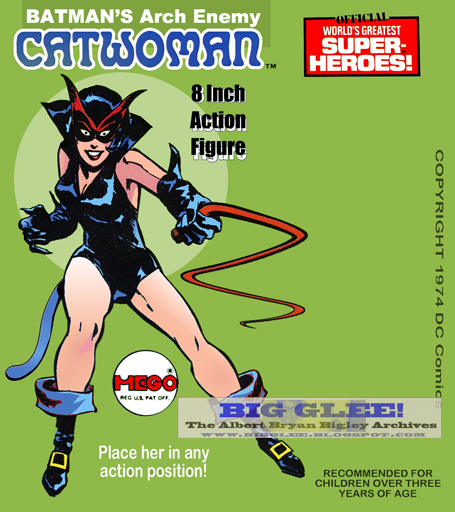 Catwoman clipart 70's Catwoman Bryan Albert The worked