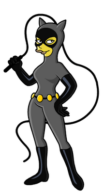 Catwoman clipart grey From Catwoman crooked Chronicles The