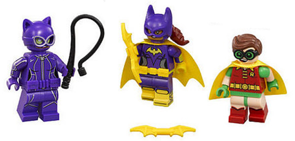 Catwoman clipart lego Batman Movie 70902 Chase Revealed