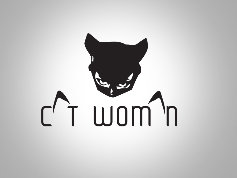 Catwoman clipart logo Wallpaper on by yousssry by