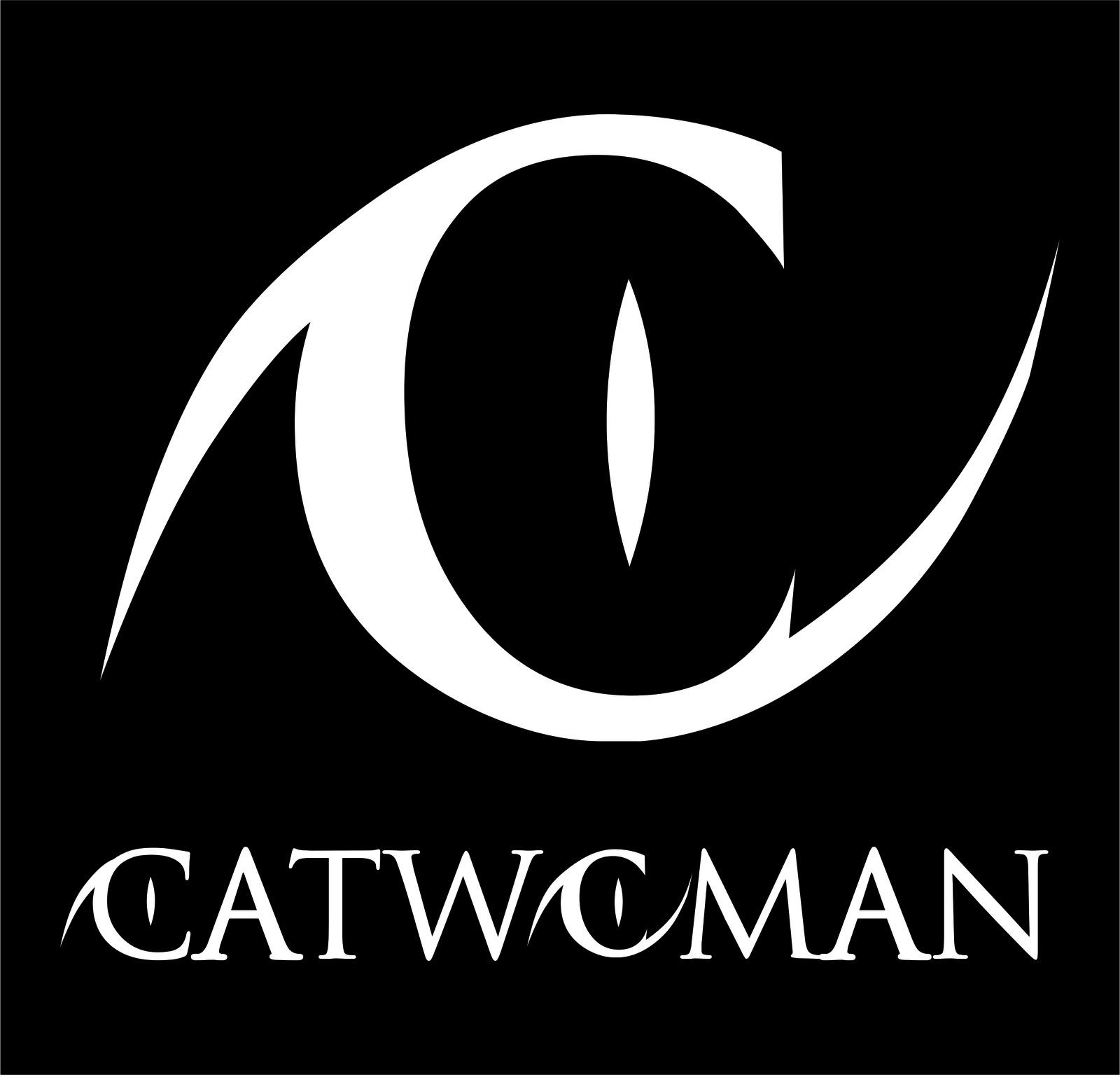 Catwoman clipart logo Con con catwoman Google Cerca
