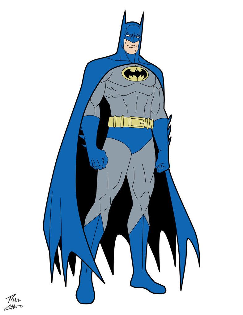 Catwoman clipart neal adams Bat Adams The cho Man
