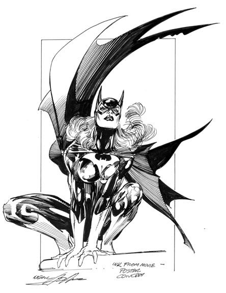 Catwoman clipart neal adams Batgirl this best on images
