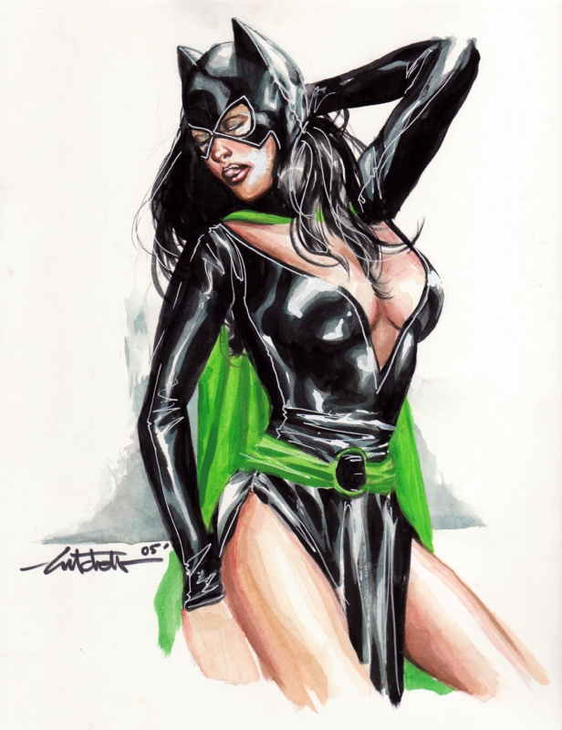 Catwoman clipart silver age And more Overload Catwoman Pinterest