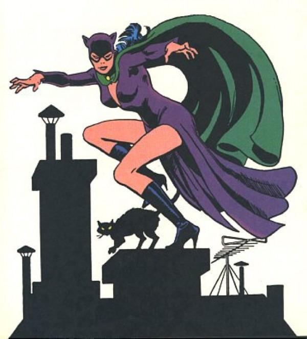 Catwoman clipart silver age Silver Age Age Batman Catwoman