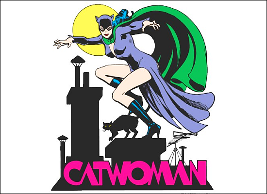 Catwoman clipart vintage Comics Geeks From Official For