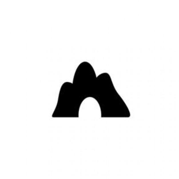 Cave clipart icon Pixempire Cave Mountain icon cave