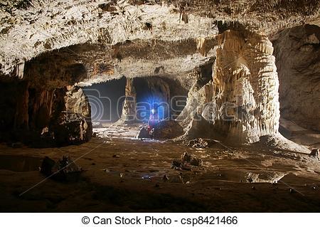 Cave clipart icicle Stalagmites Romania  csp8421466 stalagmites