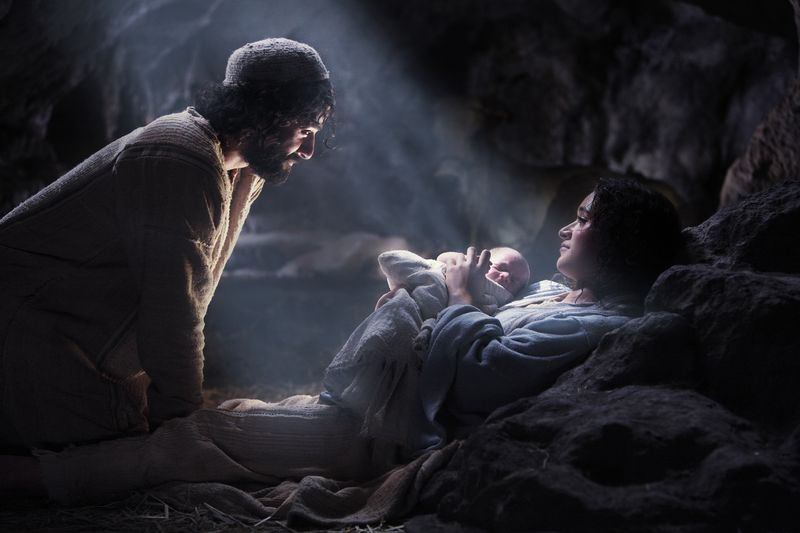 Cave clipart where jesus was born Tes Lessons Born and Is