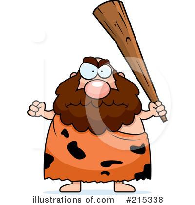 Caveman clipart neanderthal By Caveman #215338 Clipart Royalty