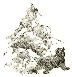 Cavern clipart bear hunt #5