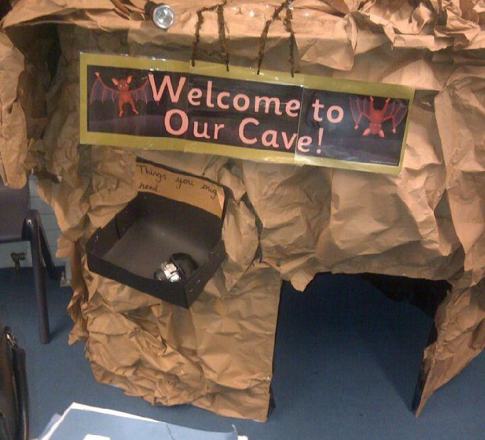 Cavern clipart bear hunt #10