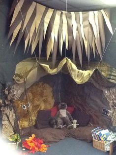 Cavern clipart bear hunt #11