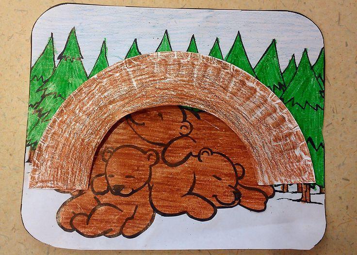 Cavern clipart bear hunt #4