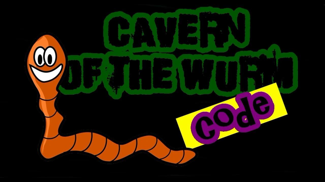 Cavern clipart died The Wurm of [code] Wurm