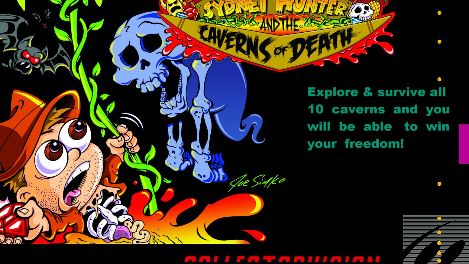 Cavern clipart died & & SNES NES Caverns