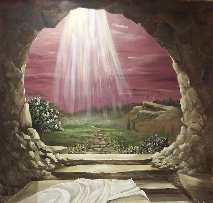 Cavern clipart empty tomb EMPTY on TOMB images holy