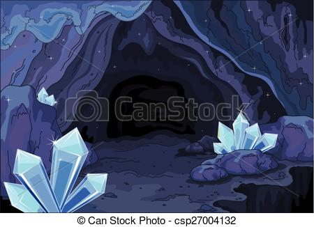 Cavern clipart inside cave Images a Cave  Illustration