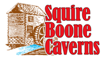 Cavern clipart mine Boone Up Sign Caverns in