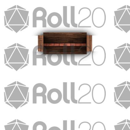 Cavern clipart mine Roll20 Caves 3x3WoodDoorClose Marketplace: goods