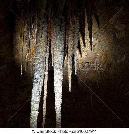 Cavern clipart stalagmite Csp10027911 Stock Stalactite Stalactite Stalactite