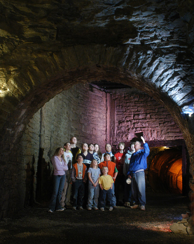 Cavern clipart tunnel #5