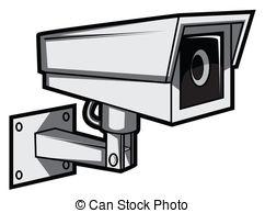 Cctv clipart Clip Clipart  EPS Cctv