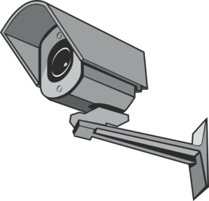 Surveillance clipart black and white Free Camera Clipart Clipart Surveillance