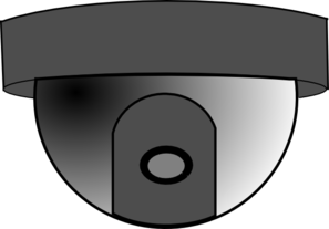 Dome clipart cctv camera Clip Clip Dome Art Camera