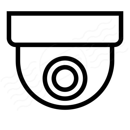 Dome clipart cctv camera Icon » » I Icon