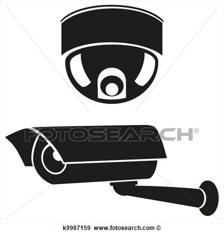 Surveillance clipart black and white Free Clipart Surveillance Panda Art