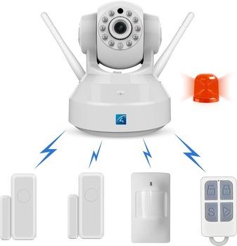 Cctv clipart ptz HD Notificaton CCTV Alarm Camera