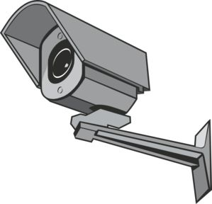 Cctv clipart security system #8