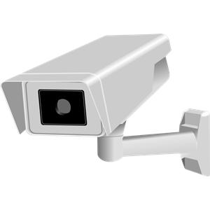 Cctv clipart vector CCTV Fixed cliparts Camera svg