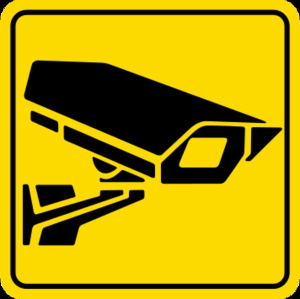 Cctv clipart vector Art CCTV vector sign Edit