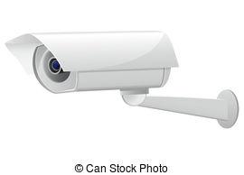 Cctv clipart video surveillance camera Surveillance Illustrations and Surveillance
