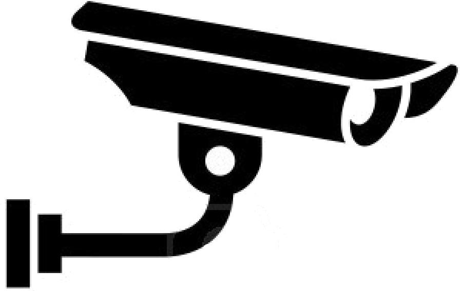 Cctv clipart video surveillance camera World The Internet To