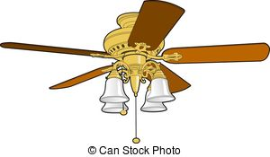 Fans clipart summer concert Warm  Clip ceiling fan