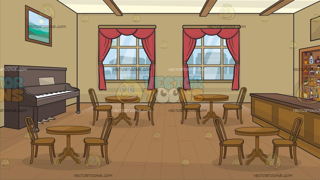 Piano clipart old west Background Clipart Saloon Old