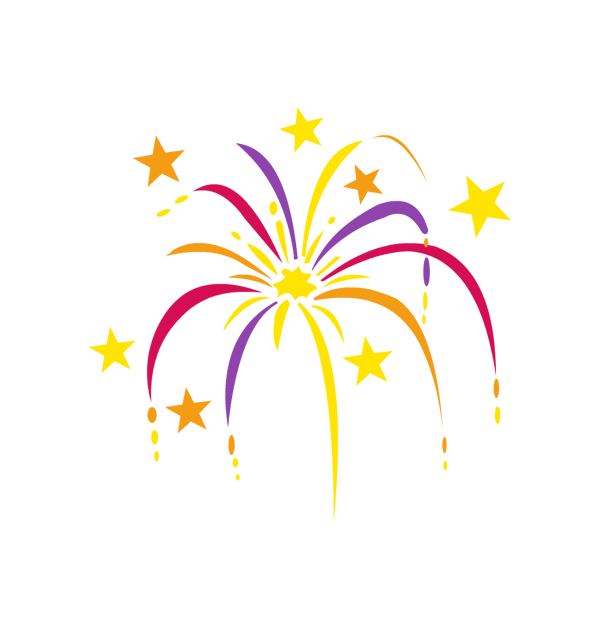Celebration clipart burst Clipart clipart free image party